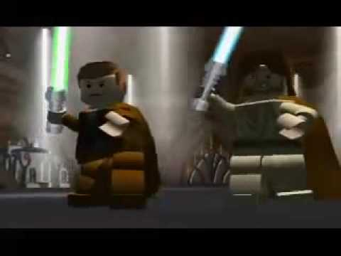 Trailer de LEGO Star Wars: The Video Game