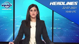 Indus News Bulletin   10:00 UTC   22nd July 2021