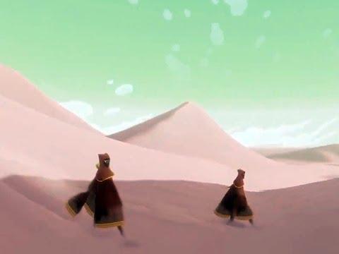 Видео № 1 из игры Путешествие (Б/У) [PS4]