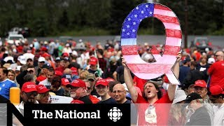 QAnon: The pro-Trump conspiracy theory that's gaining traction