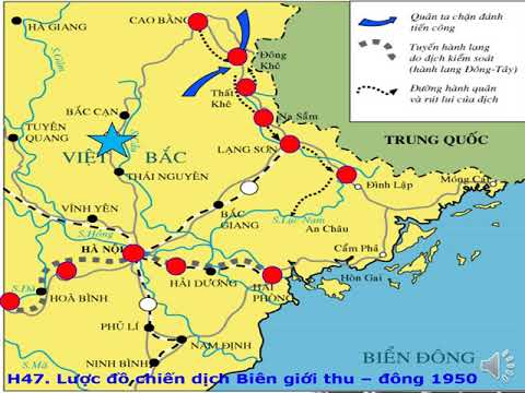 Lịch Sử 9 -  Bài 26 Bước phát triển mới ... chống thực dân Pháp 1950 1953 -  cô Tuyết