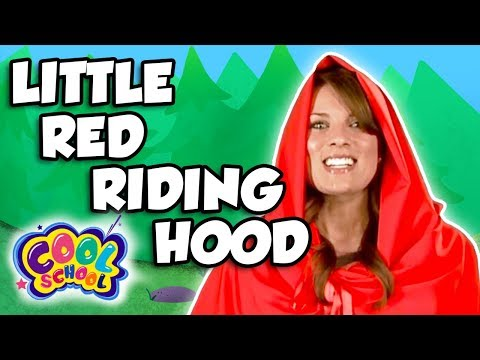 , title : 'Little Red Riding Hood - Story Time with Ms. Booksy & Drew Pendous!   Cool School Compilation
