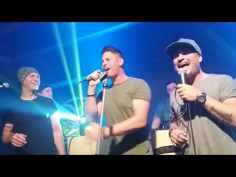 Lunetic 18.5.2018 X music club Benešov -Nebýt sám