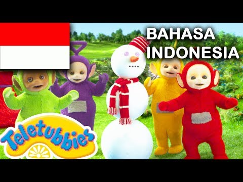 ★Teletubbies Bahasa Indonesia★ Bola Salju ★ Full Episode - HD | Kartun Lucu 2018