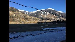 Globale Visionen: Coronavirus, fast apokalyptische Zustände, Ost Tirol, Österreich
