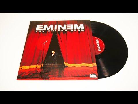 Eminem - The Eminem Show Vinyl Unboxing
