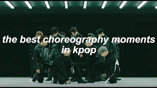 the best choreography moments in kpop