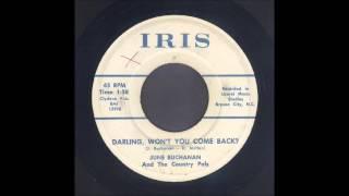 June Buchanan - Darling Won't You Come Back (1965)