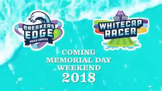 Hershey Park New For 2018 Water Coaster
