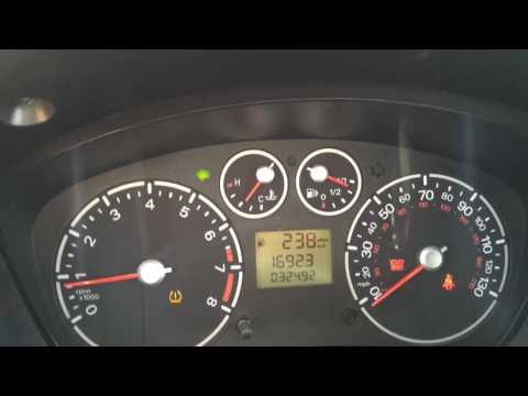 How to replace Ford Transit Connect blinker