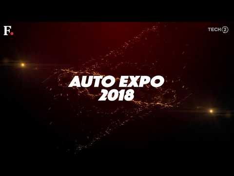 Okinawa Praise E-Scooter | Auto Expo 2018