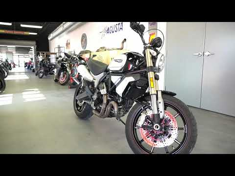 2018 Ducati Scrambler 1100 in West Allis, Wisconsin - Video 1