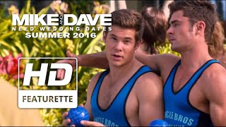 Mike & Dave Need Wedding Dates  Stangle On Stangle  Official HD Featurette 2016