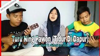 Turu Ning Pawon (tidur Ditungku) - Cover Wandi Ft Mashadi Dan Silvia
