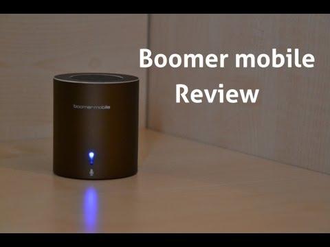 Review: Ultron Boomer Mobile Bluetooth Lautsprecher