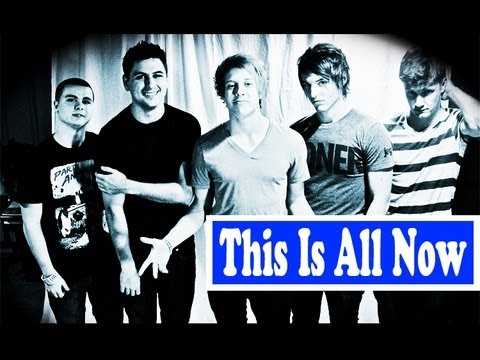 "This Is All Now - ""Nothing To Lose"" Official Lyric Video"