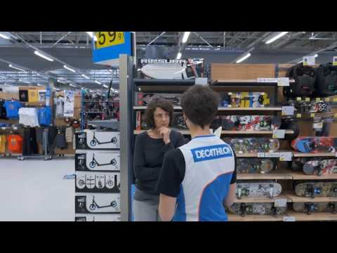 Promoting responsible consumption through posting the environmental performance of DECATHLON products
