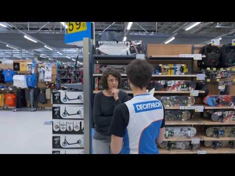 Promouvoir la consommation responsable par l'affichage de la performance environnementale des produits DECATHLON