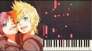 Dearly Beloved 2017 [Piano Tutorial] (Synthesia) // Kyle Landry + MIDI