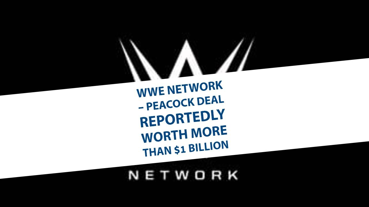 Details On WWE Network's Move To Peacock