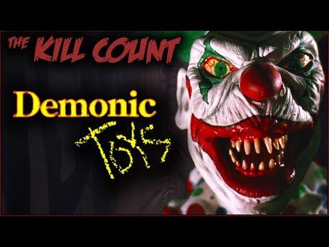 Demonic Toys (1992) KILL COUNT