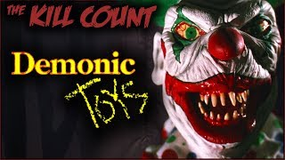 Demonic Toys (1992) KILL COUNT