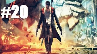 DmC: Devil May Cry - Playthrough Mission 20 - End (Last Boss) (No Commentary) (60FPS)