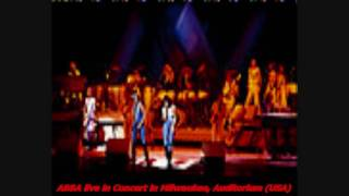 ABBA live in Concert in Milwaukee 24 The Way Old Friends Do