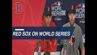 WS 2018 Gm1: Cora and Sale preview the World Series