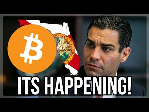 Bitcoin kainos svarai