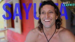 What I Learned in Sayulita