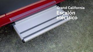Grand California - Escalón eléctrico Trailer