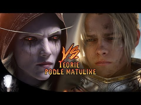 World of Warcraft: Battle for Azeroth - Teorie, spekulace, kdo bude finální boss ?! / XmatuliX