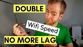 Cheap Wifi Booster and Extender for Gamers - ANEWKODI 600mbps USB Wifi Adaptor