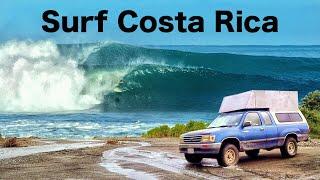 Epic Surf Travel Adventure In Costa Rica Ep.64