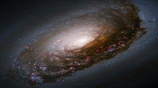"""Галактика Черный Глаз - зловещий """"взгляд"""" из глубин космоса"""