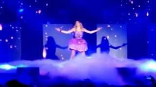 Сериал Виолетта, Violetta En Mi Mundo Luna Park 2014