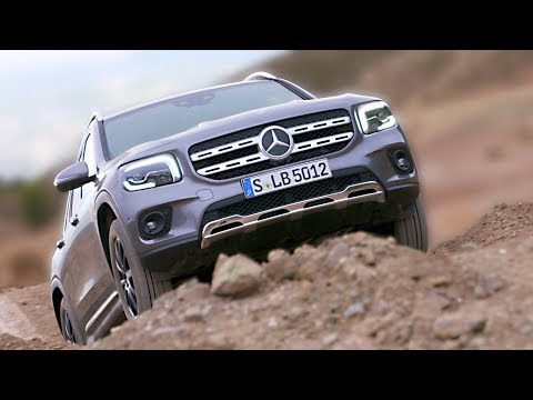 2021 Mercedes-Benz GLB – Off-Road Test Drive