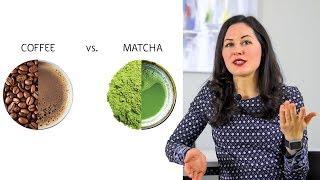 Coffee Vs Matcha Green Tea | Matcha Benefits