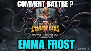 COMMENT BATTRE EMMA FROST ?? / Astuces Et Conseils
