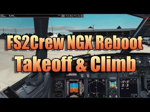 NGX REBOOT FIRST IMPRESSIONS - TAKEOFF