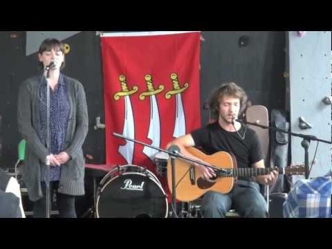 Tim Graham & Rosemary Lippard - Haymakers - Live Leigh Folk Festival 2012