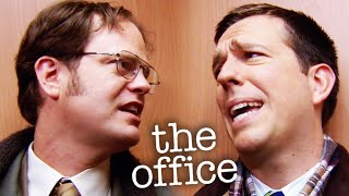 Dwight vs. Andy  - The Office US