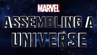 Marvel: Assembling a Universe Special Promo (HD)