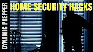 Top 10 Home Security Hacks