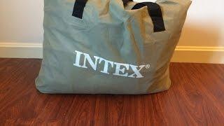 INTEX Luftmatratze lohnt sich die Anschaffung?
