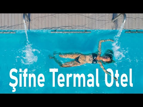 Şifne Thermal Hotel - Çeşme / İzmir - Turkey