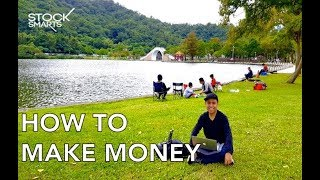 THE RIGHT WAY TO MAKE MONEY