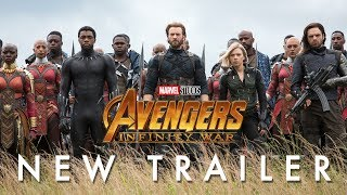 The Avengers Infinity War Trailer Is HERE!!