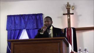 Jesus Is Lord 2-15-17/Prophet William Gibbs/The Anointing & Glory